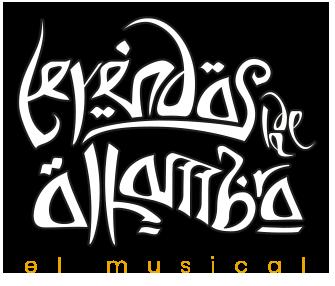 Logotipo Musical Leyendas de la Alhambra